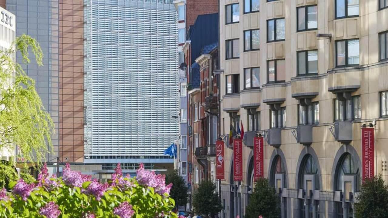 Martins Brussels EU