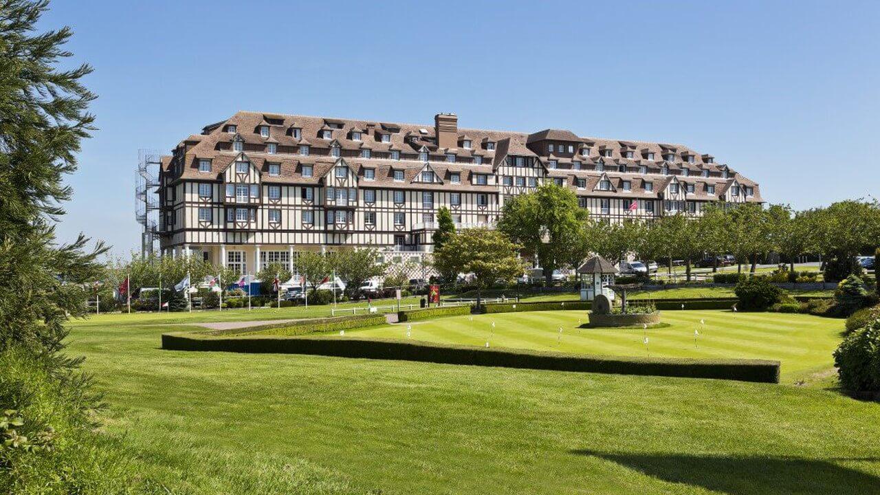 Hotel du Golf Barriere