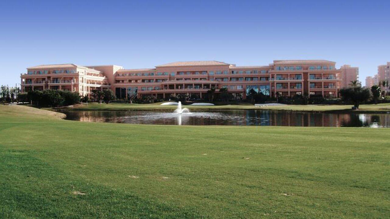 Amarante Golf Plaza Hotel