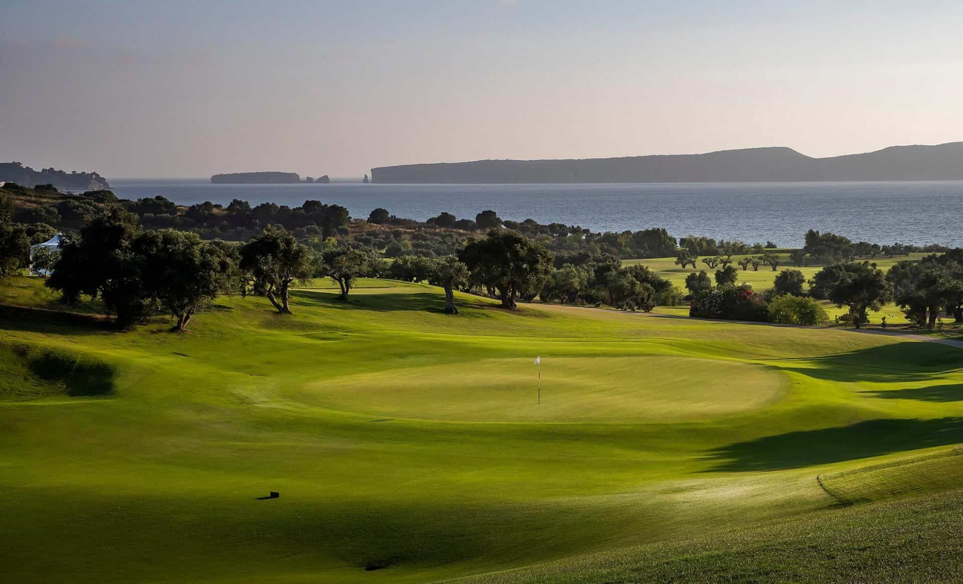 Golf Holidays in Greece