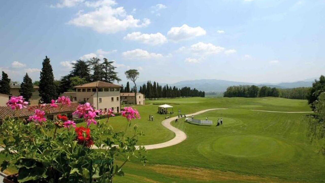 Italy Golf Holidays