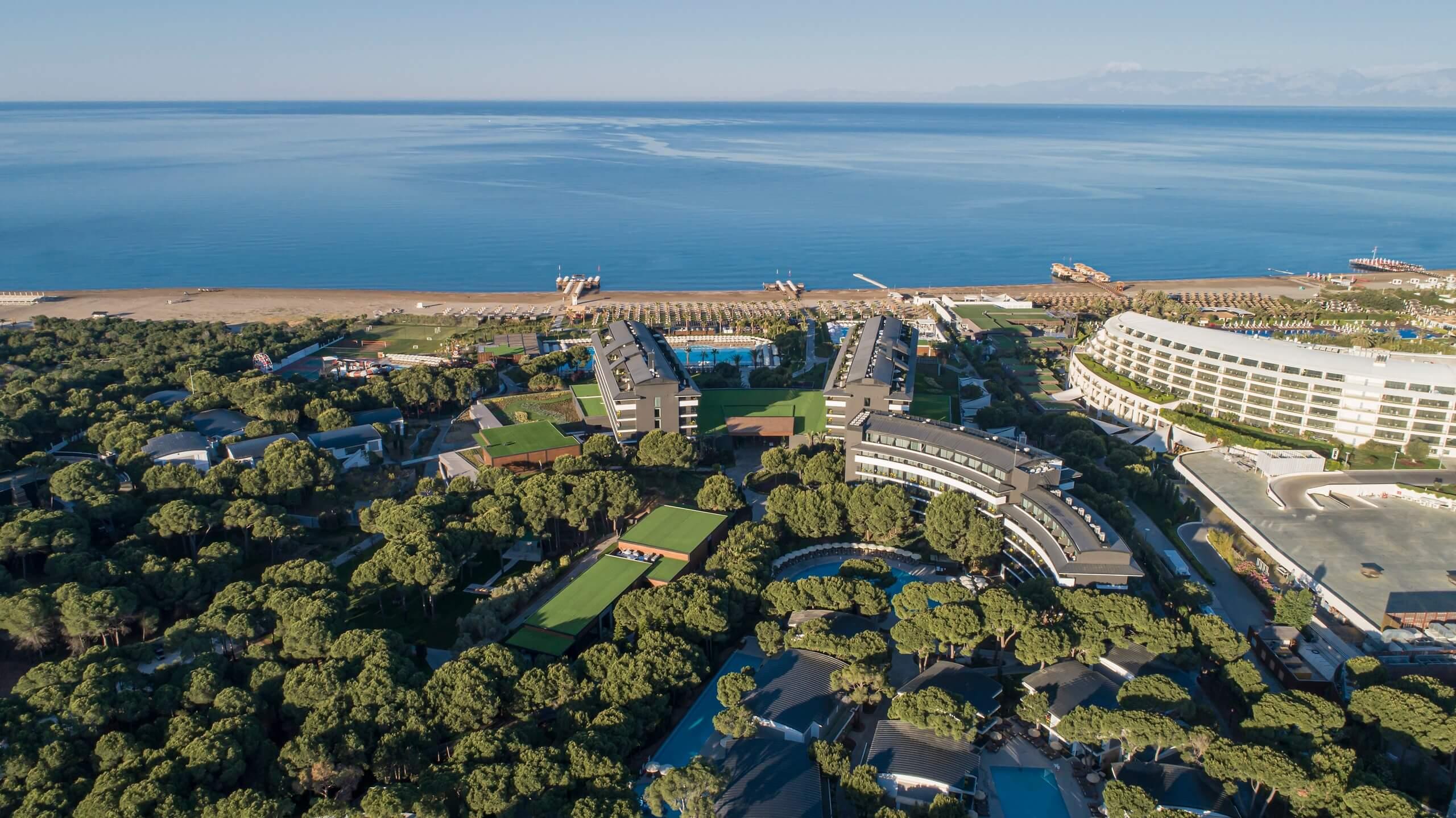 Voyage Belek Golf and Spa