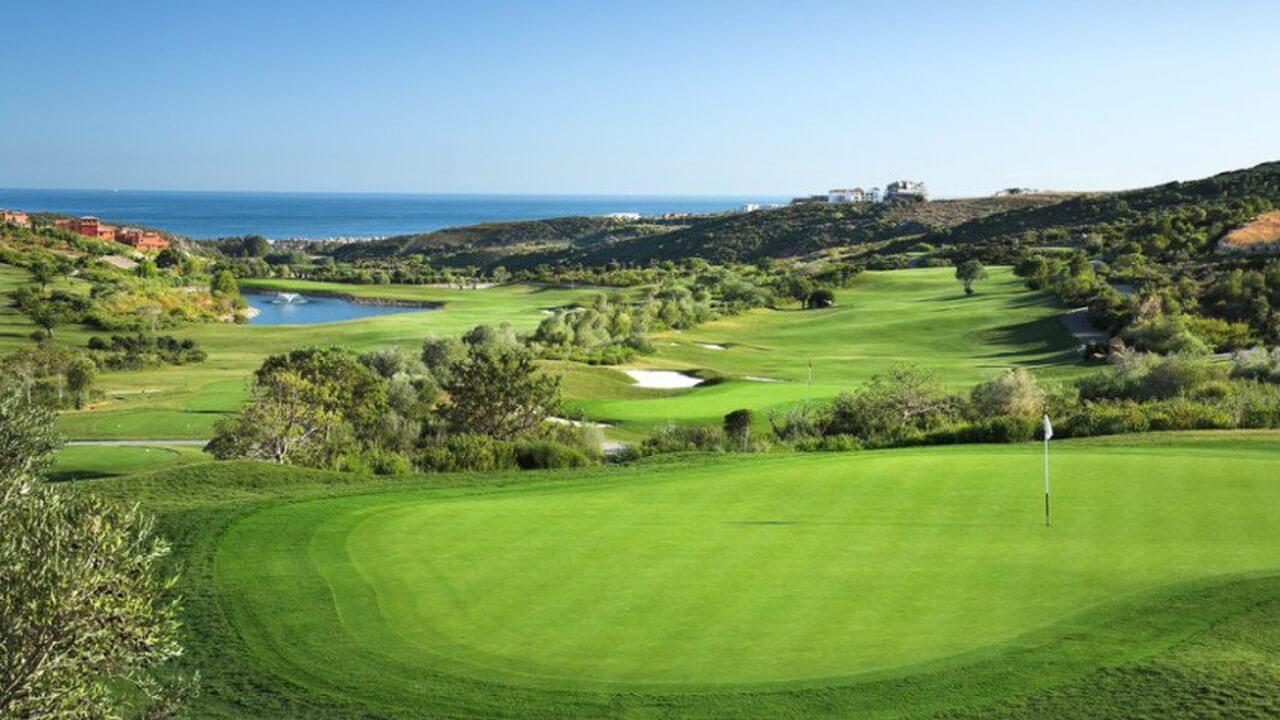 Finca Cortesin Golf Resort