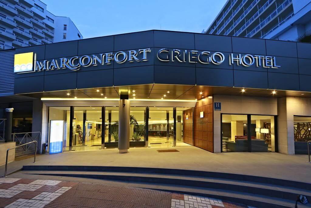 Marconfort Griego Hotel, Torremolinos