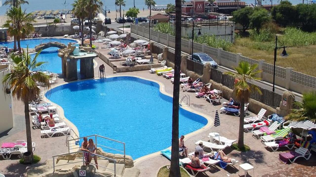 Marconfort Beach Club Hotel, Torremolinos