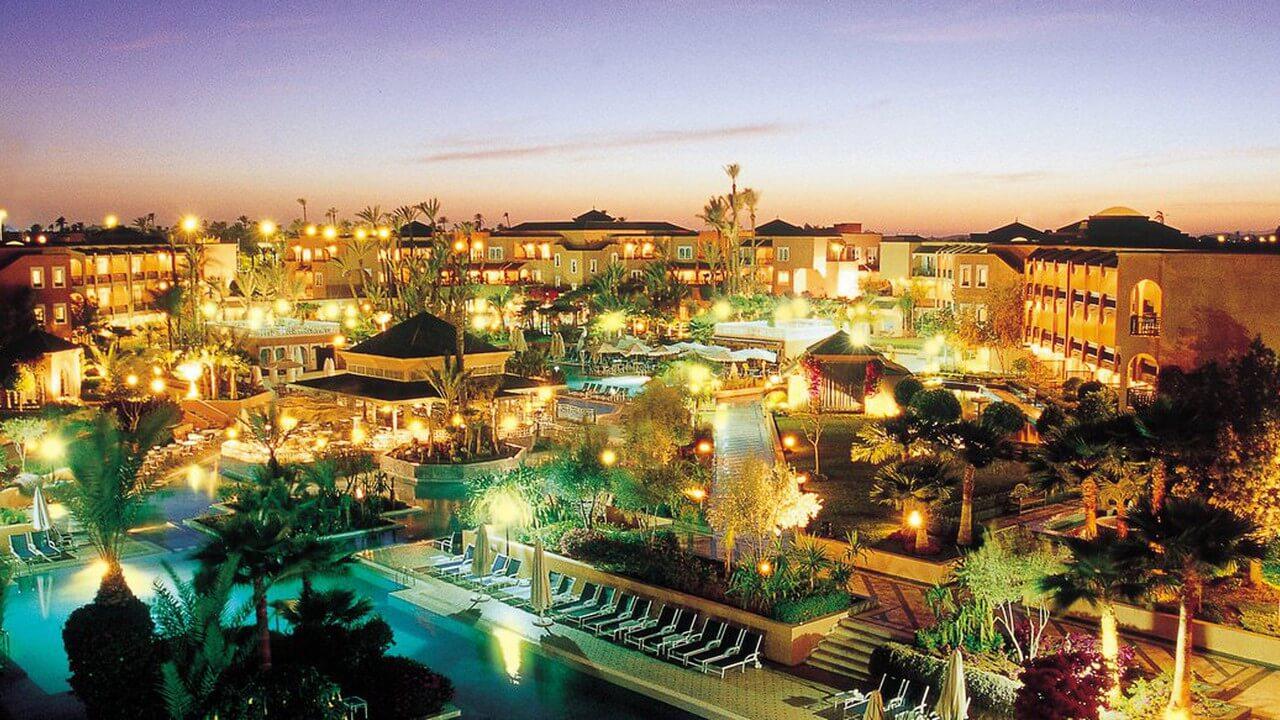 Palmeraie Golf Palace Marrakech