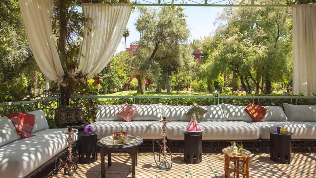 Kenzi Farah Hotel Marrakech