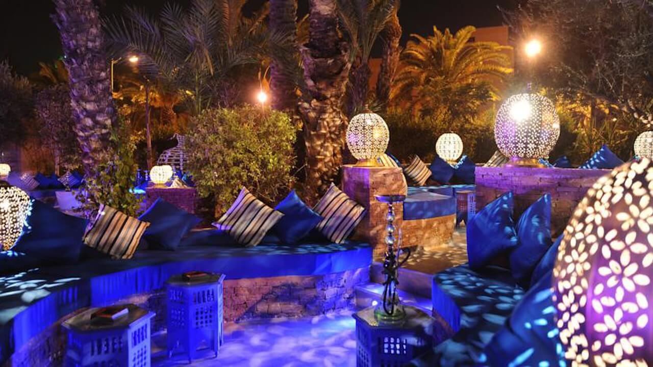 Sofitel Marrakech Lounge