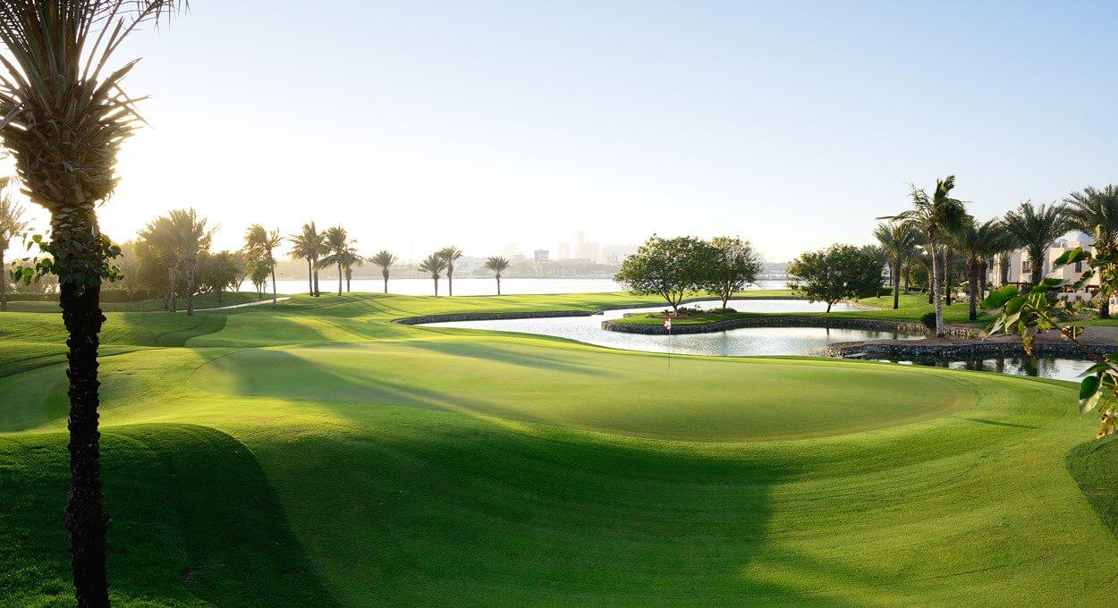 Golf Holidays in Dubai