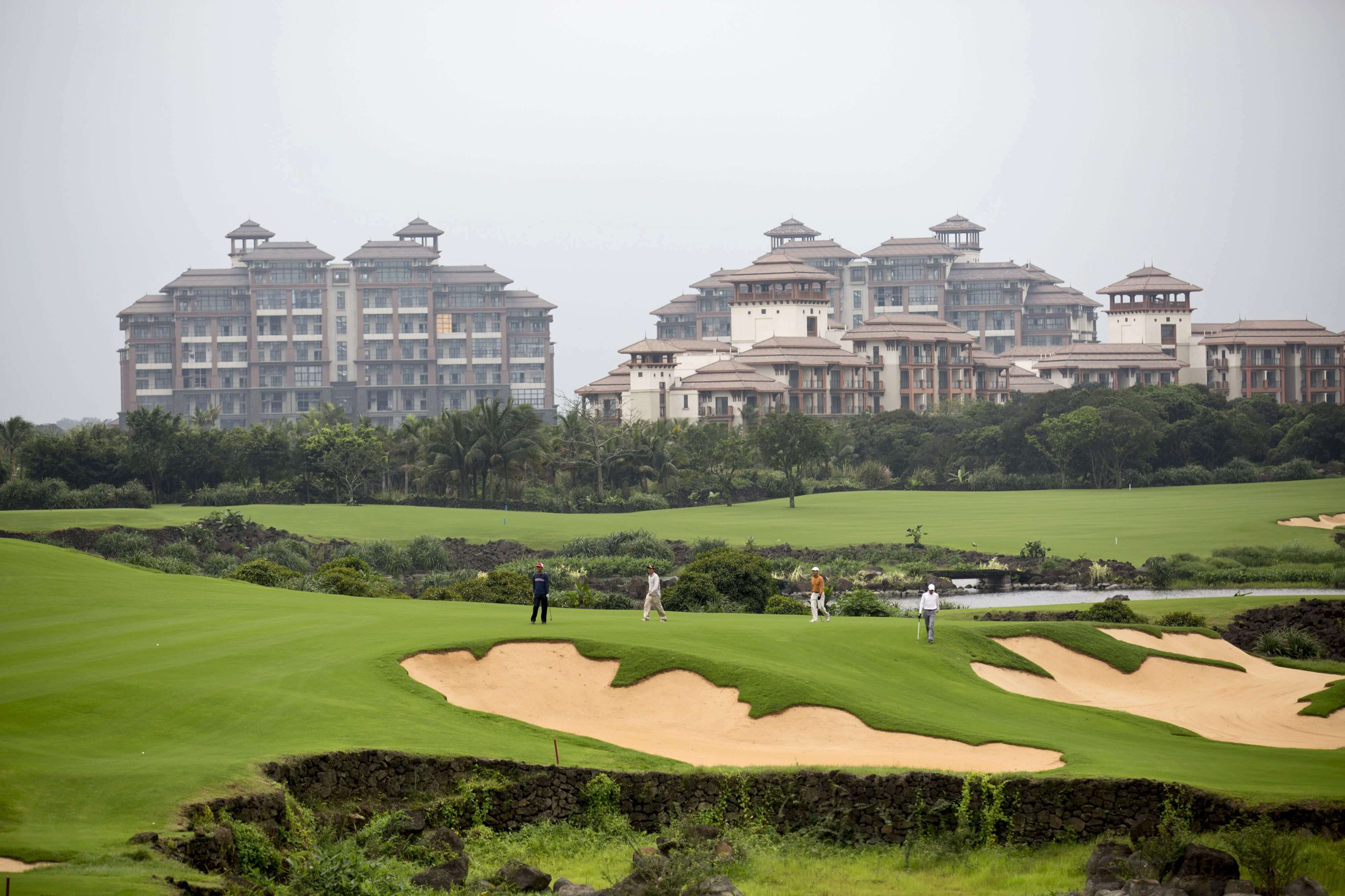 Golf Holidays in China