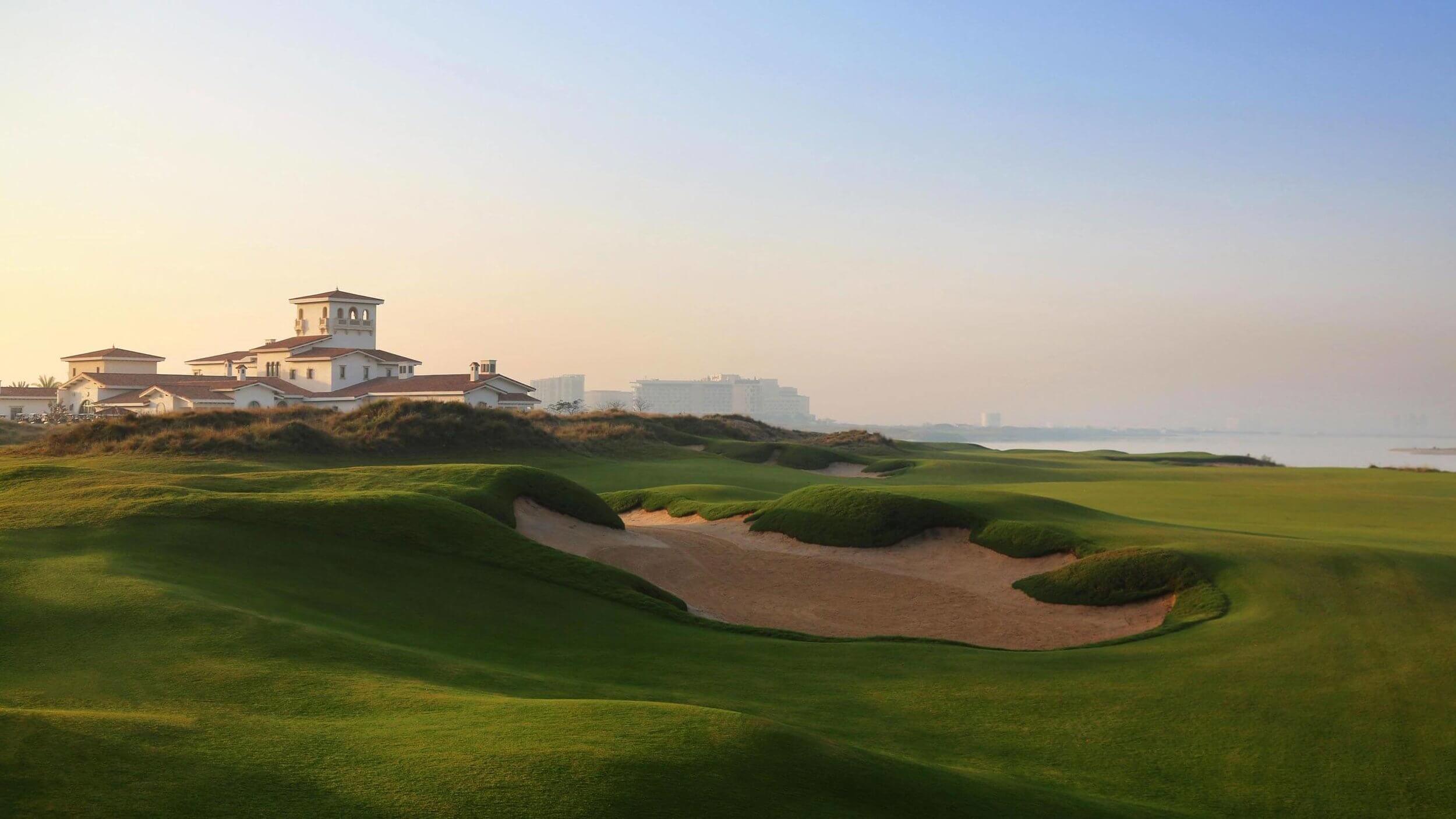 Golf Holidays in Abu Dhabi
