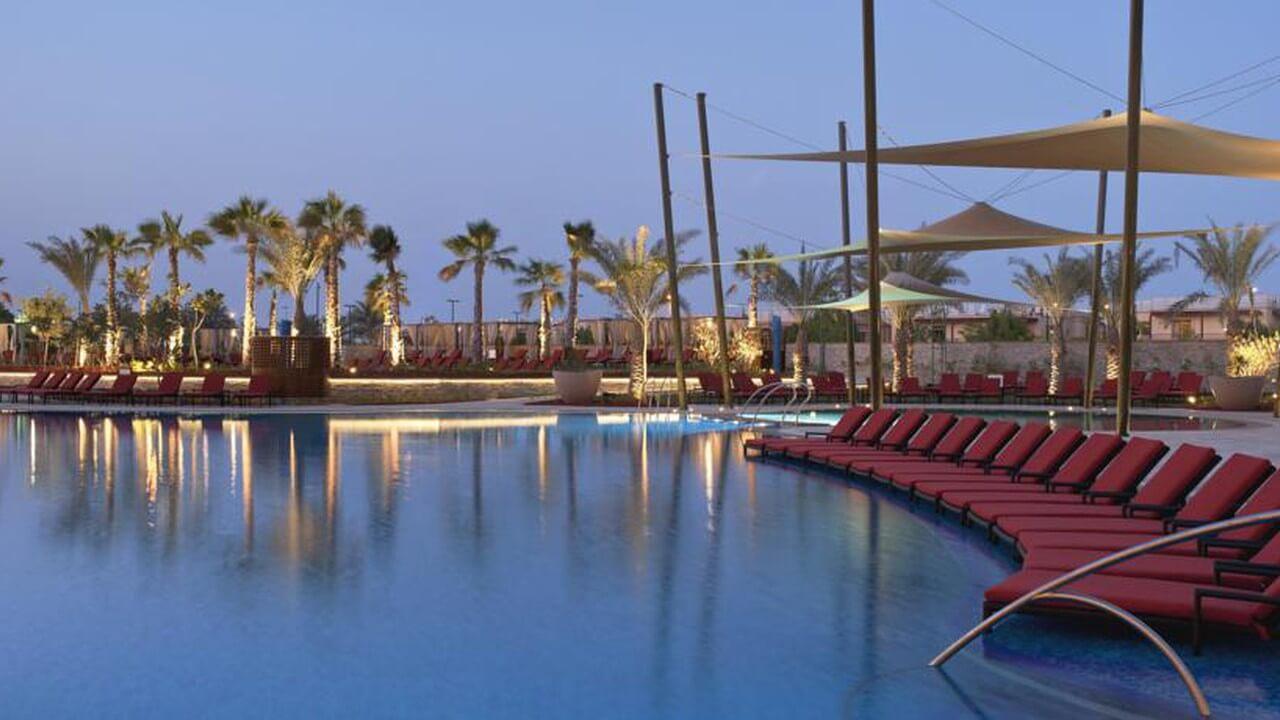Westin Abu Dhabi Golf Resort