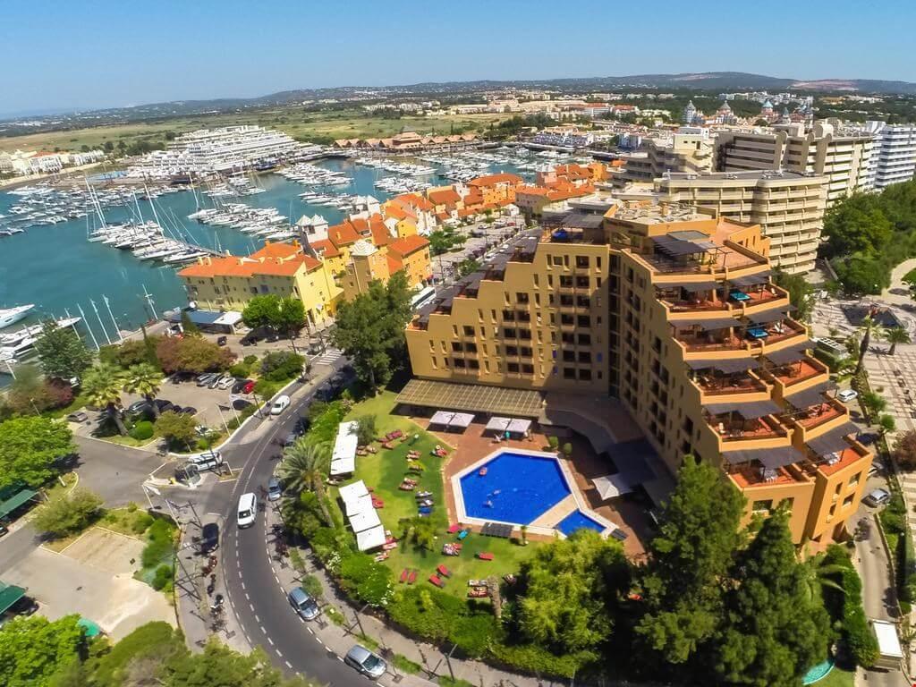 Dom Pedro Marina Hotel