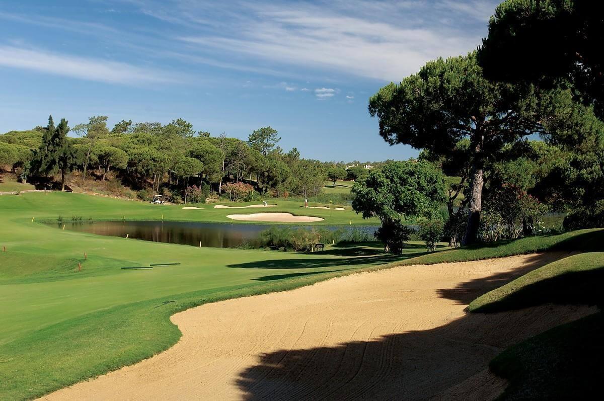 San Lorenzo Golf Course, Dona Filipa Hotel