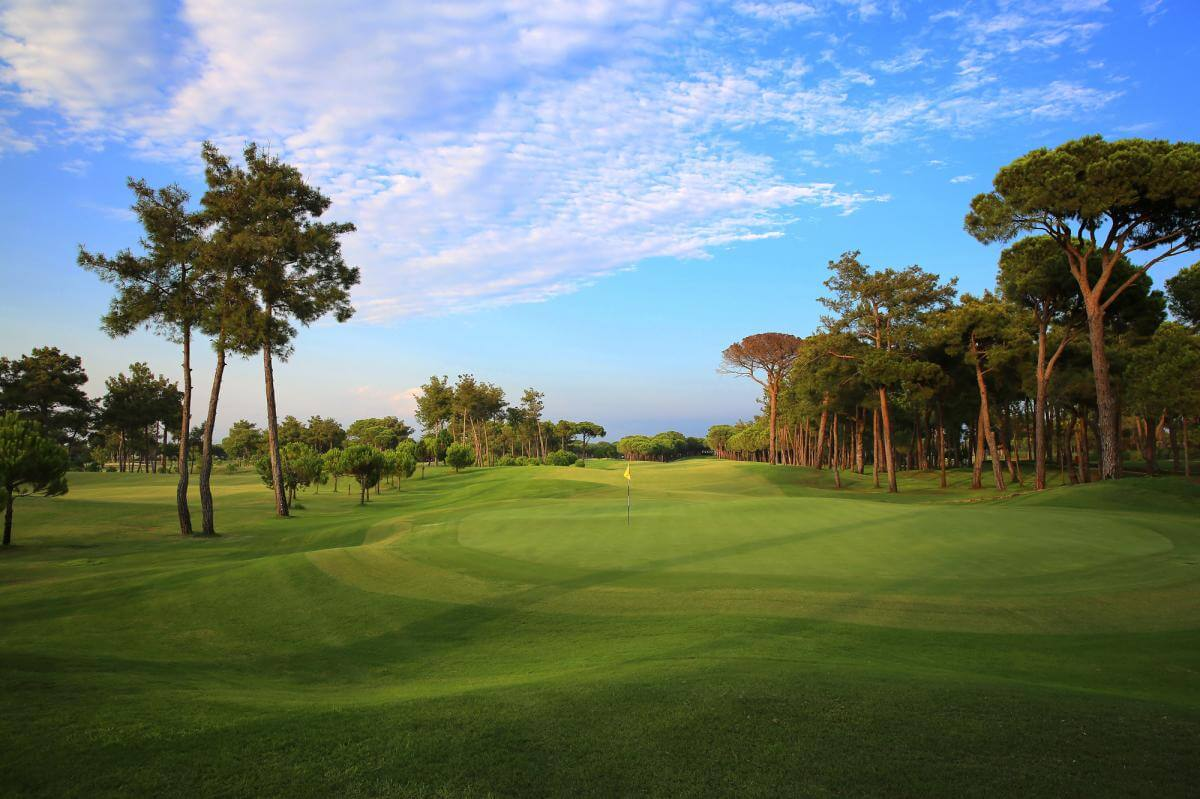 Gloria New Golf Course