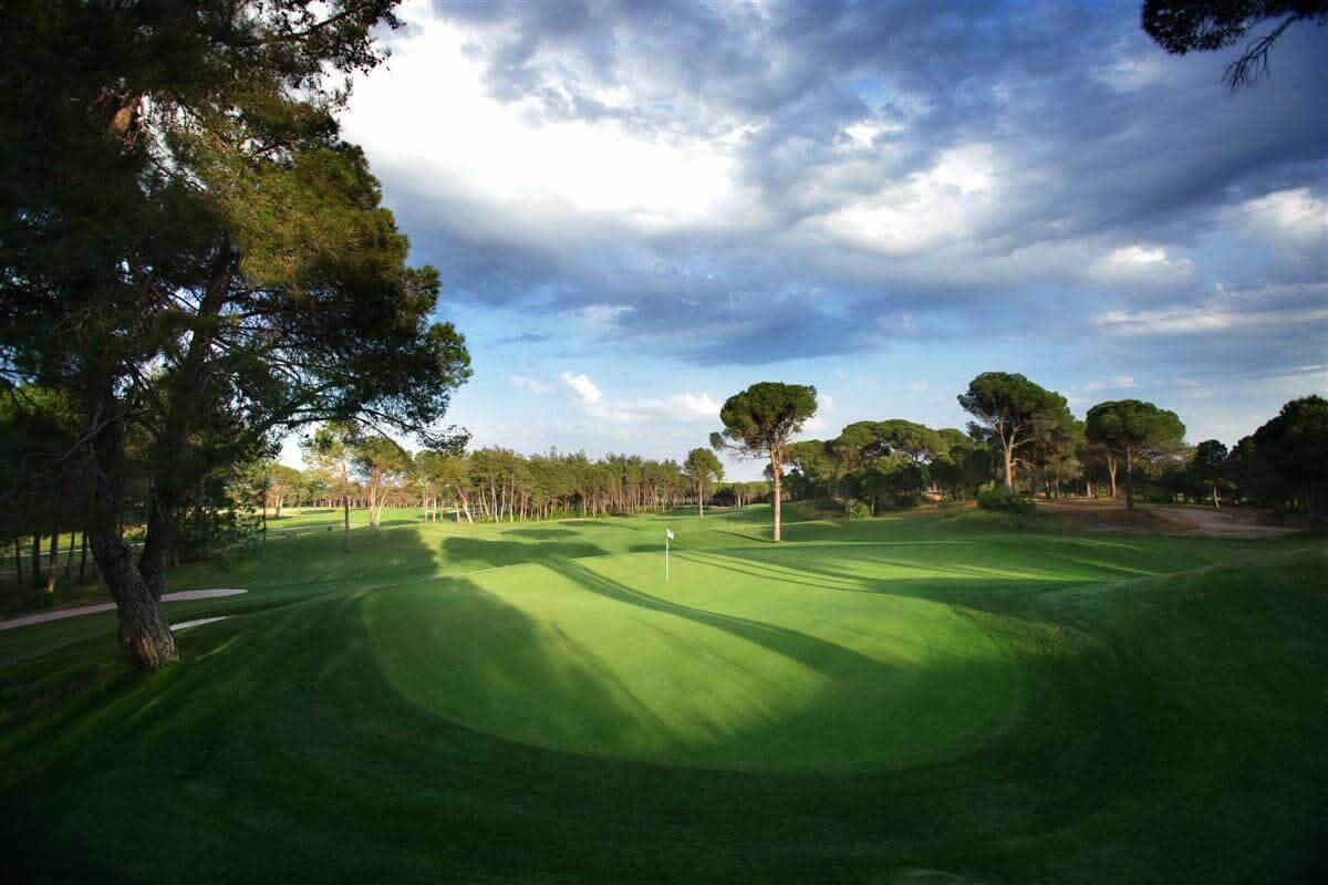Montgomerie Maxx Royal Golf Club