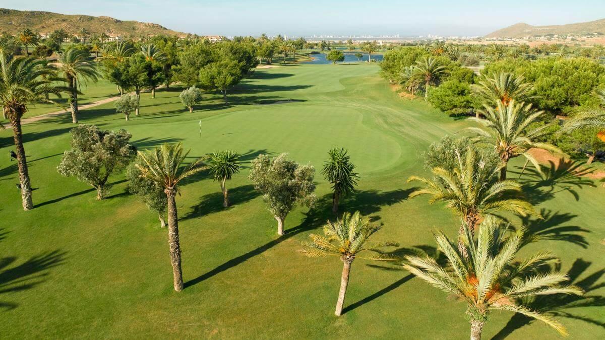 La Manga Golf Club, North Course