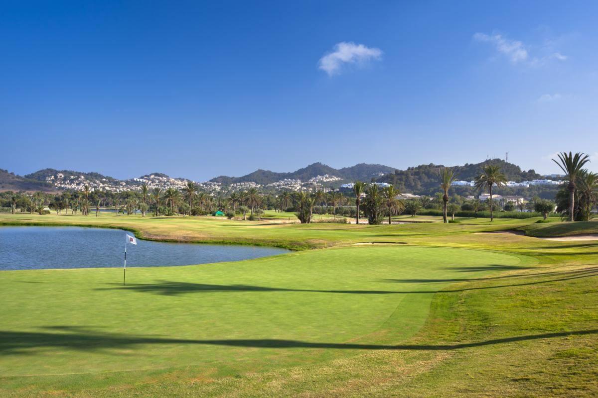 La Manga Golf Club, South Course