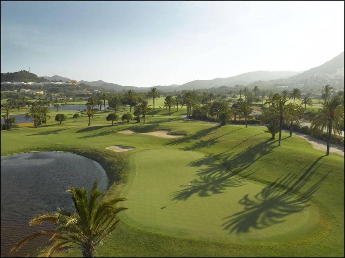La Manga Golf Club, West Course