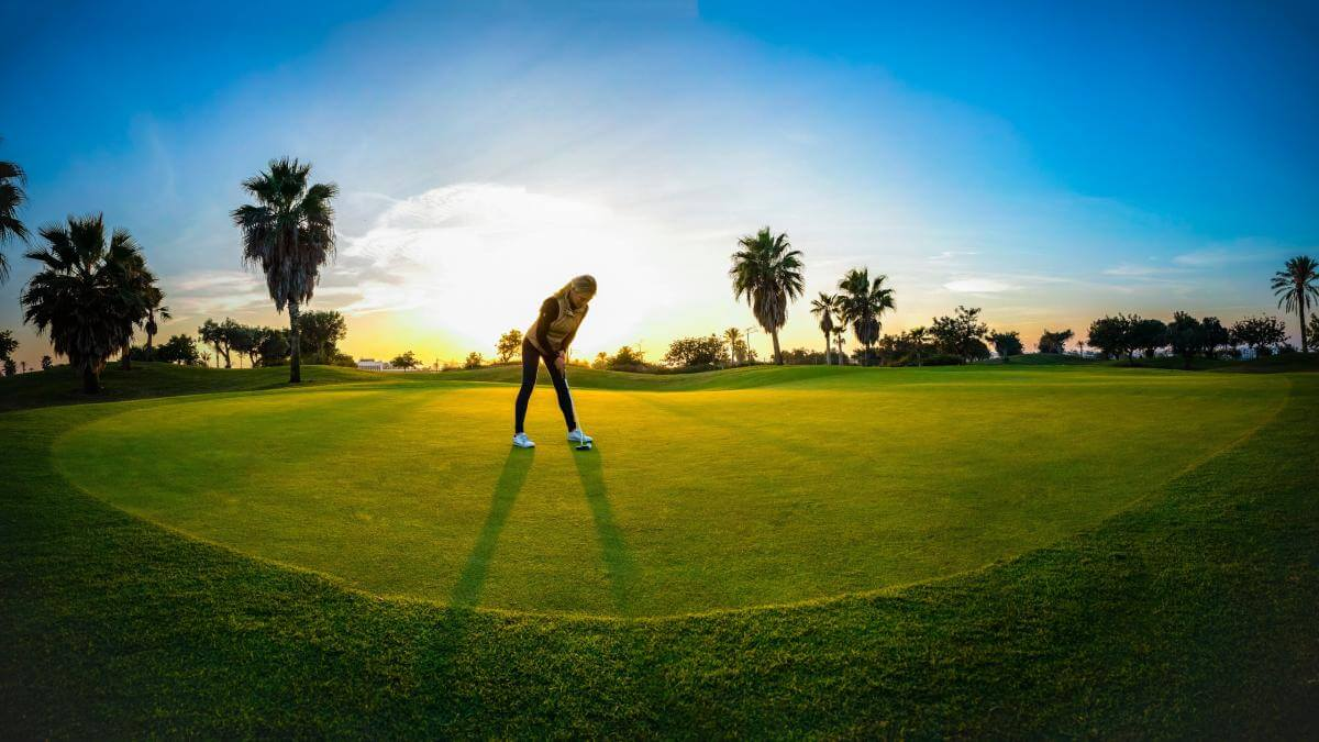 Roda Golf Course