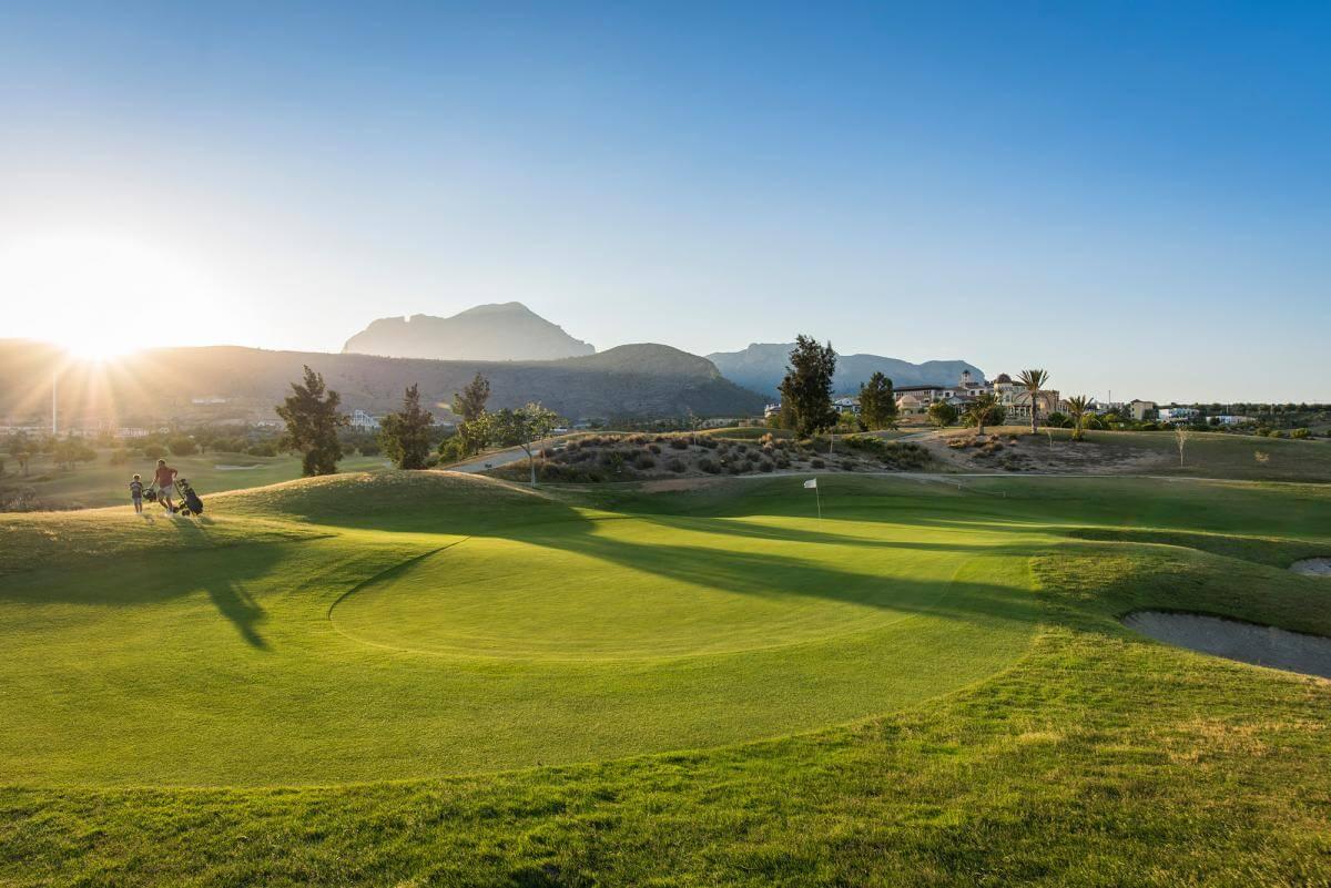 Villaitana Levante Golf Course