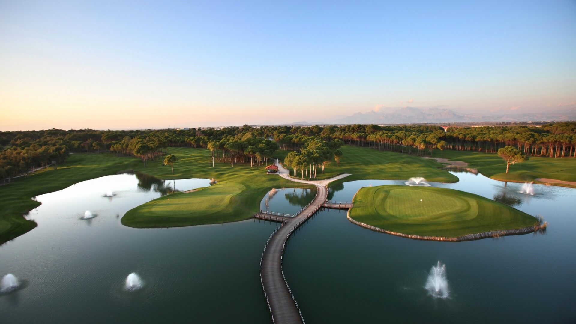 Golf Holidays Including Flights