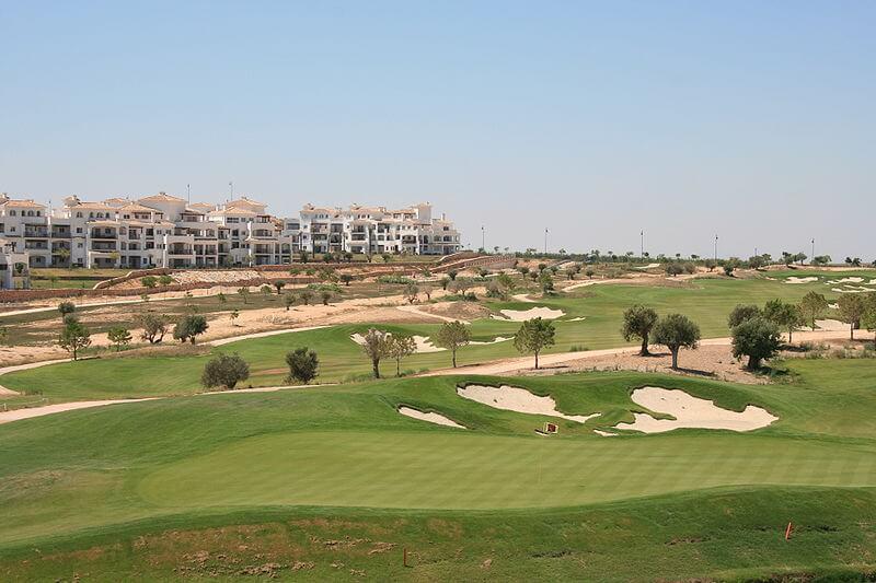 Best Golf Courses in Murcia