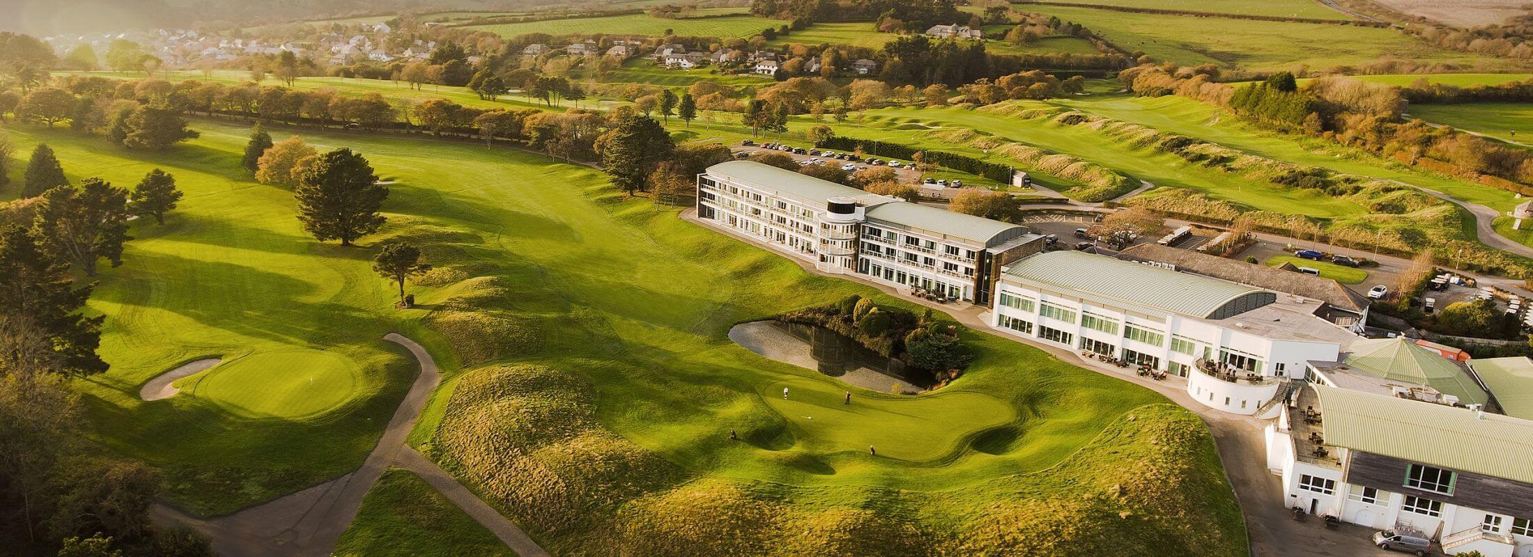 Golf breaks in the UK & Ireland