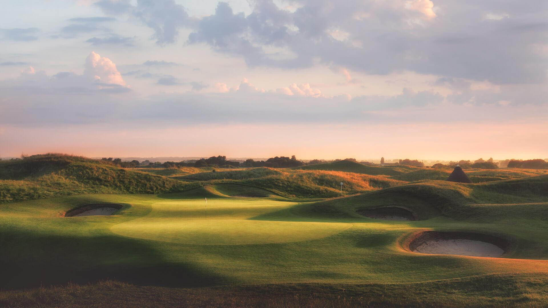 Golf Breaks in South East England