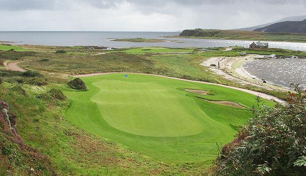 Ardfin Golf - Golf course in Scotland