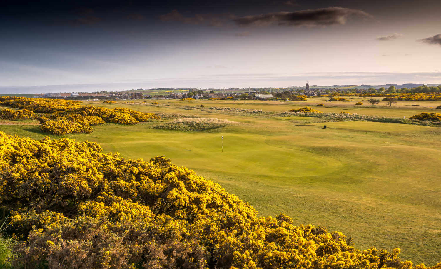 Dundee and Carnoustie