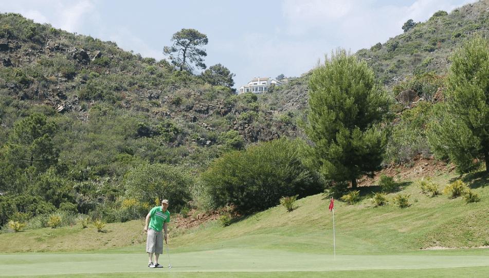 Great golfing break ideas in the Costa Del Sol