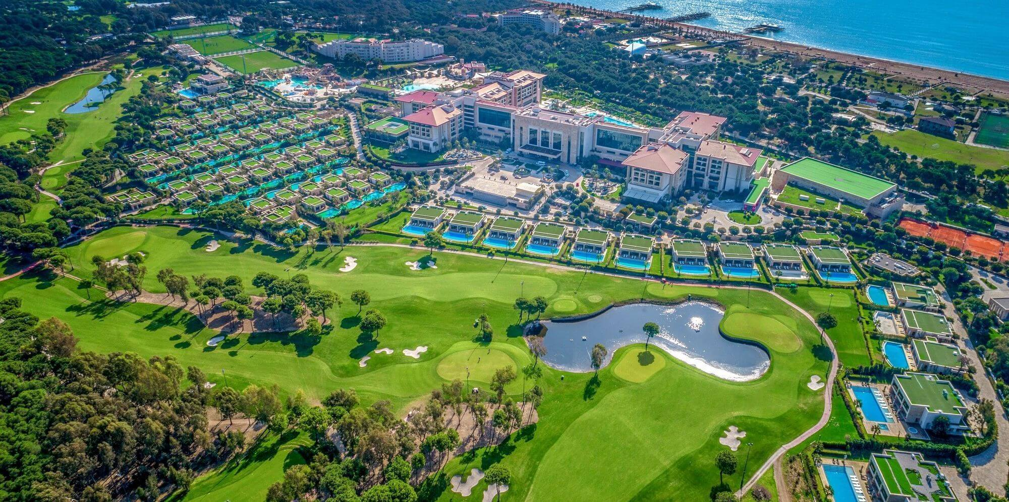 Overview of Belek as a destination for golfing holidays