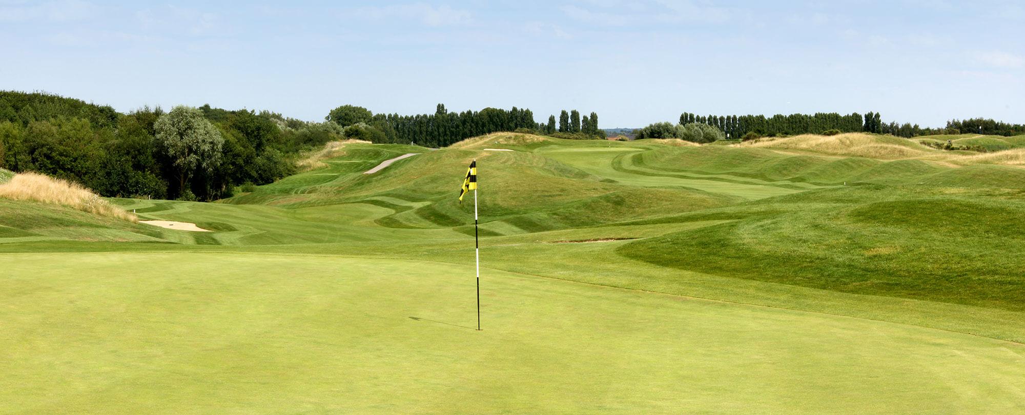 Aigle Course, Le Golf National Hotel