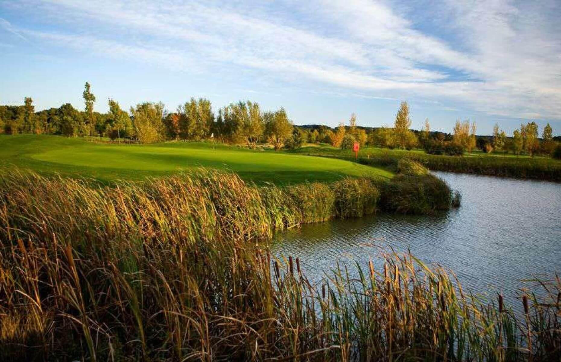 Lakes Course, Belton Woods