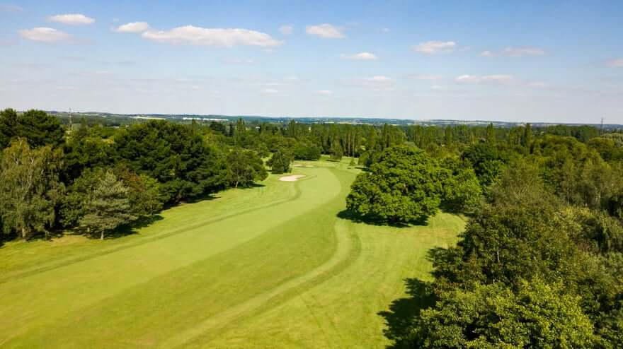 Derby Course, The Belfry