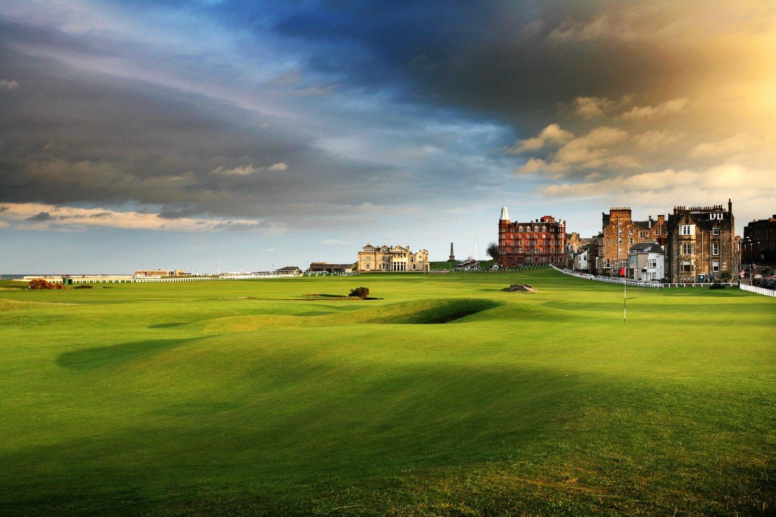 Golf Breaks Scotland