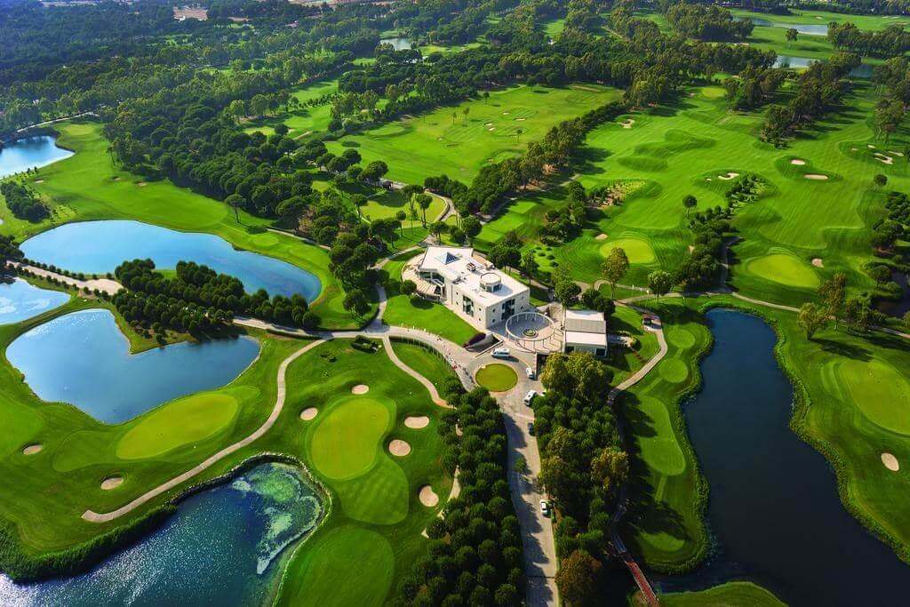 Golf Holidays Turkey