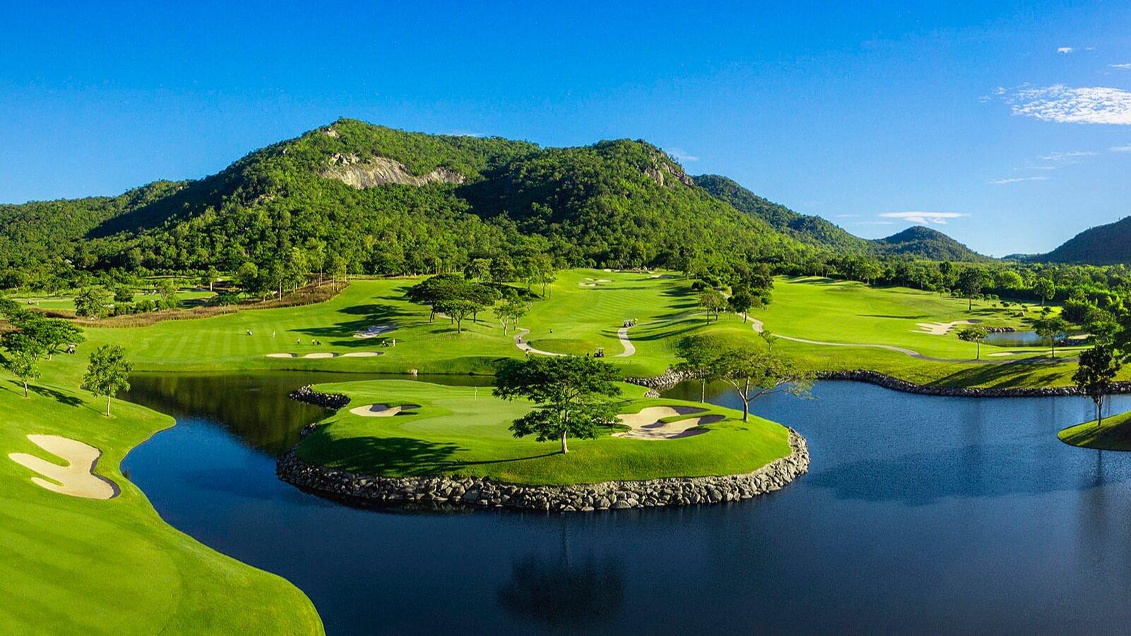 Thailand Golf Holidays