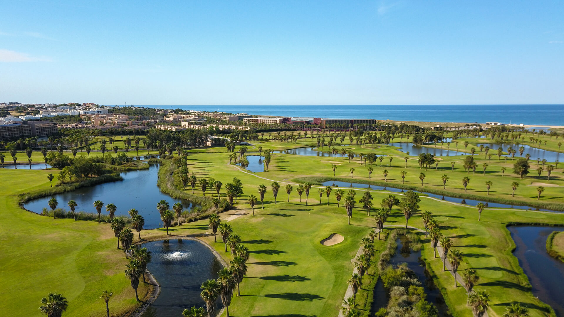 Which UK airports shall I travel from for a Golf Holiday to Portugal?