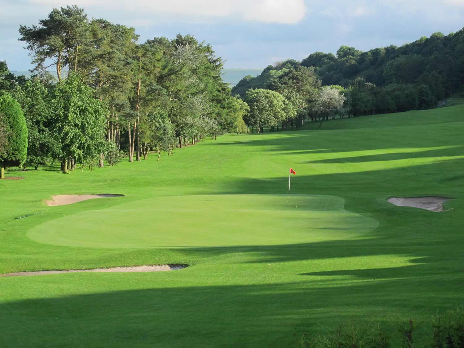 Golf Tours in York and Scarborough