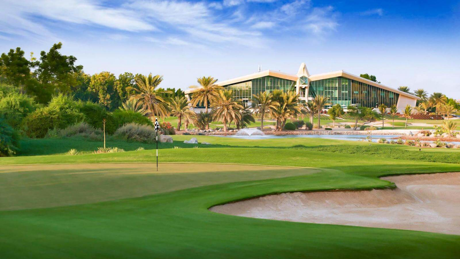Golf Holidays Abu Dhabi