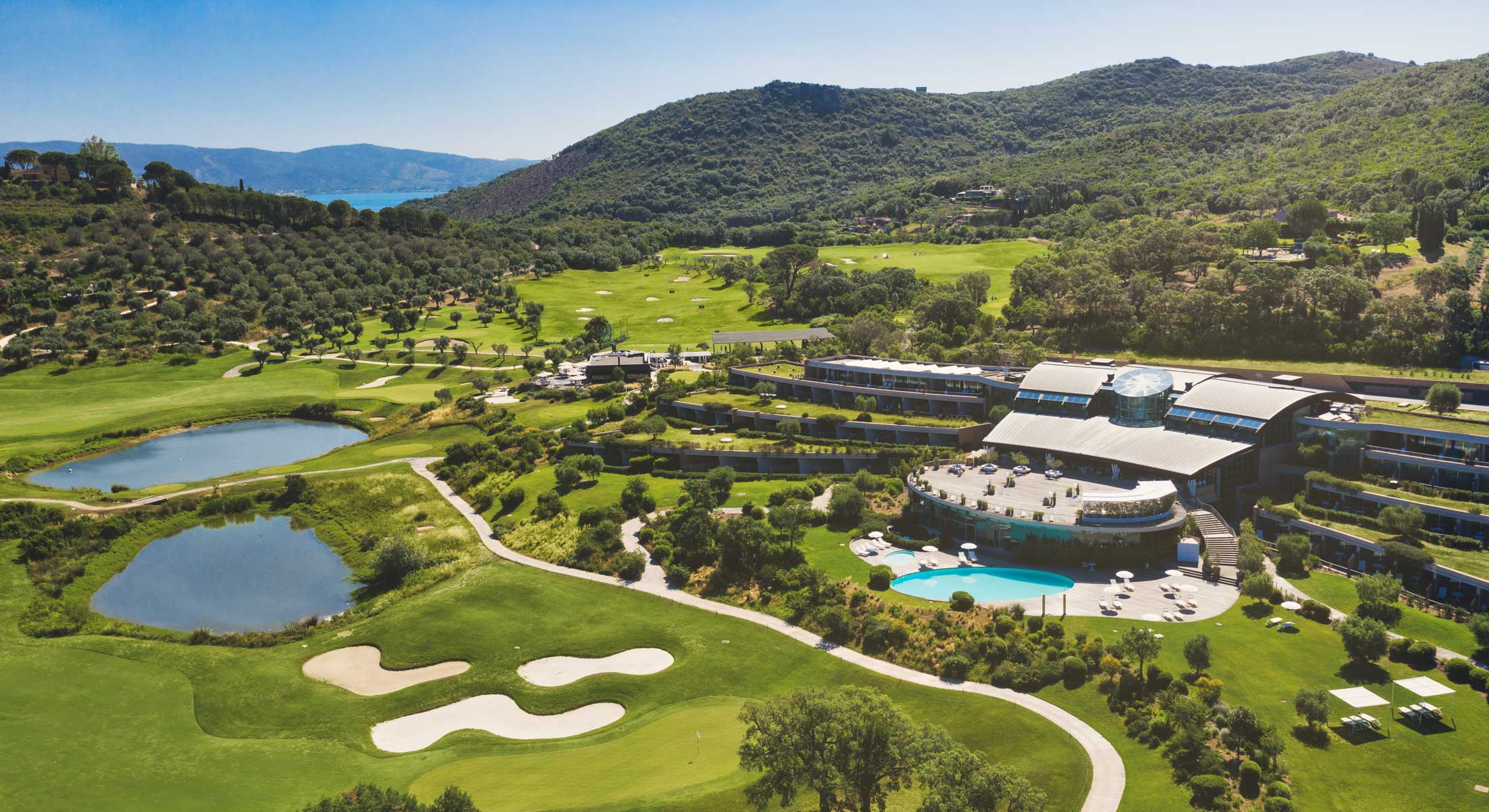 Golf Holidays Italy