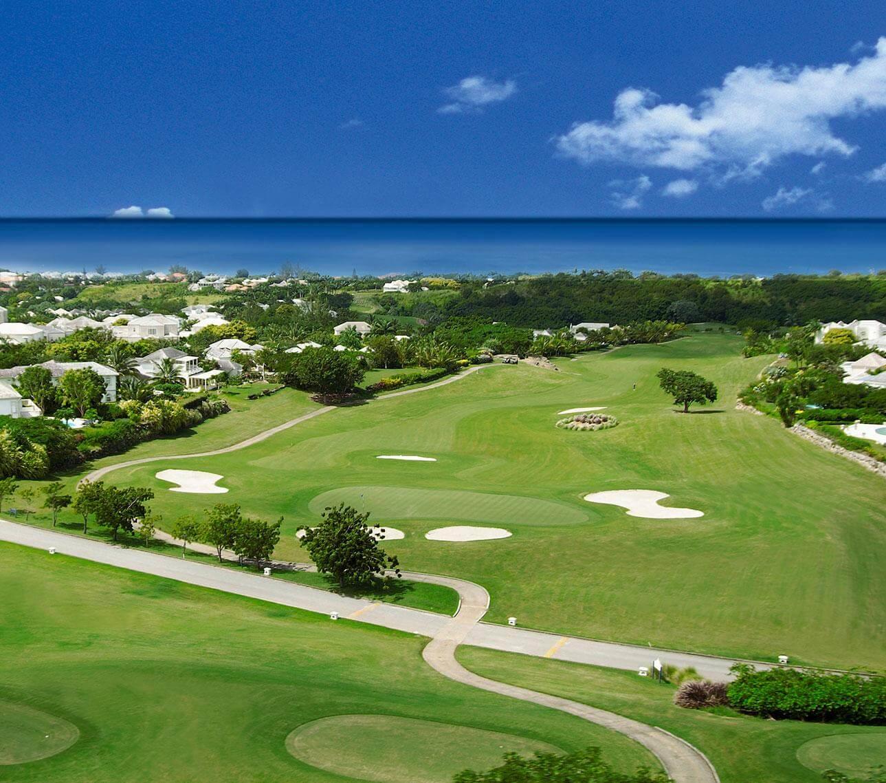 Golf Holidays Barbados