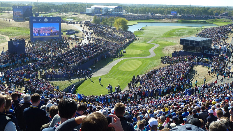Ryder Cup - 4 Night Experience