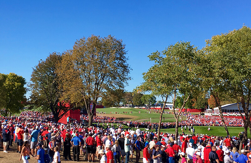 Ryder Cup - 5 Night Experience