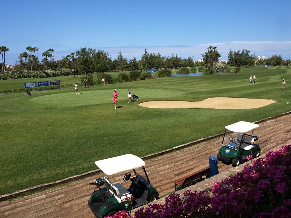 Tenerife Golf Holidays