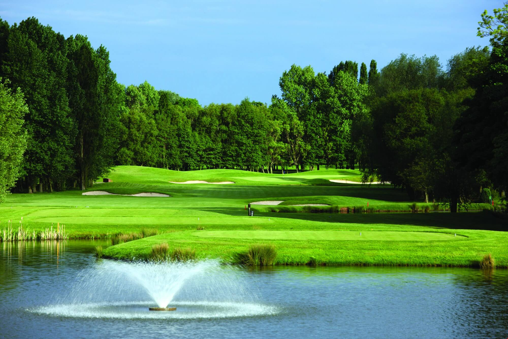 Best places to play golf in the uk
